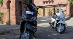 Mahindra Gusto 110 Scooter Review Fresh Breeze Motoroids