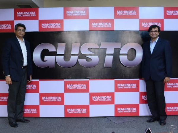 Mahindra to launch new global scooter called 'GUSTO' on 29th September (1)