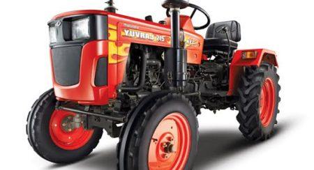 Mahindra tractors launches the new Yuvraj 215 NXT
