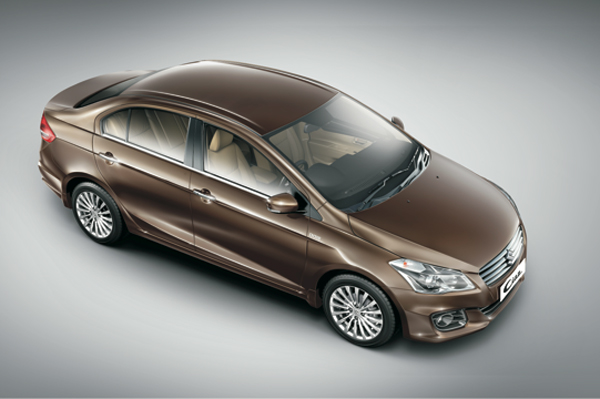Maruti Ciaz Press Images (1)