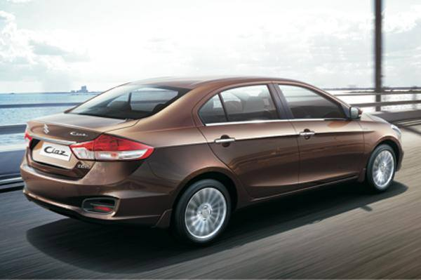 Maruti Ciaz Press Images (9)