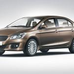 Maruti Suzuki Ciaz Launch Today: Variants in Detail