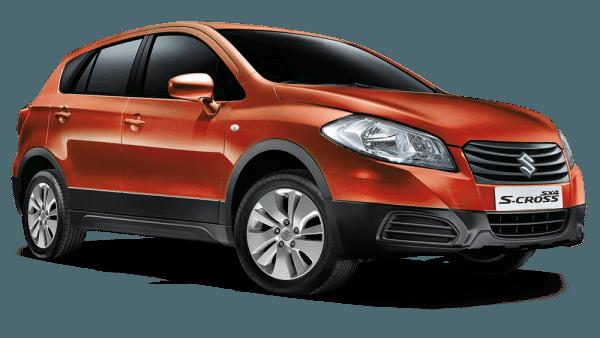 Maruti Suzuki SX4 S-Cross spied; Launch Soon (1)