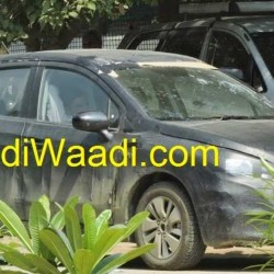 Maruti Suzuki SX4 S-Cross spied; Launch Soon