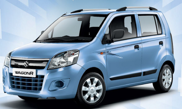 Maruti Suzuki launches limited edition Wagon R Krest (1)