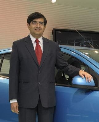 Maruti marketing chief Mayank Pareek quits
