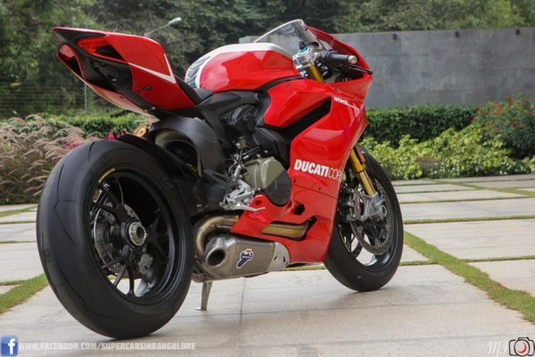 Meet India's first and only Ducati 1199R Panigale (3)