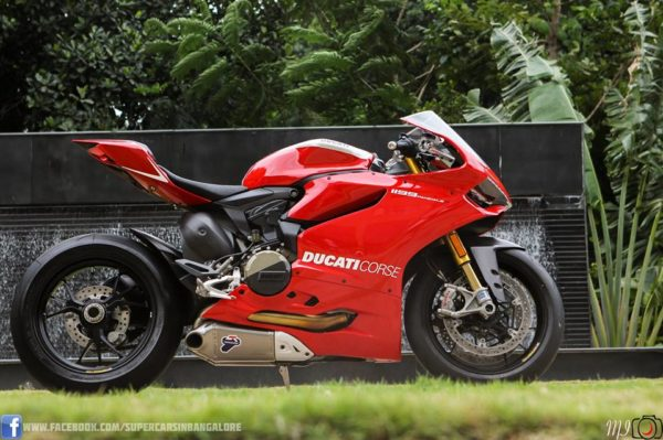 Meet India's first and only Ducati 1199R Panigale (8)