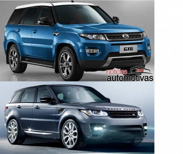 Meet the Range Rover Sport clone from China- the Gonow GX6 (2)