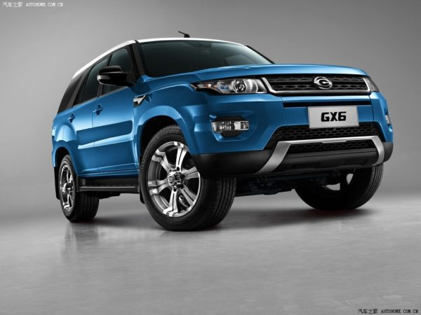 Meet the Range Rover Sport clone from China- the Gonow GX6 (3)