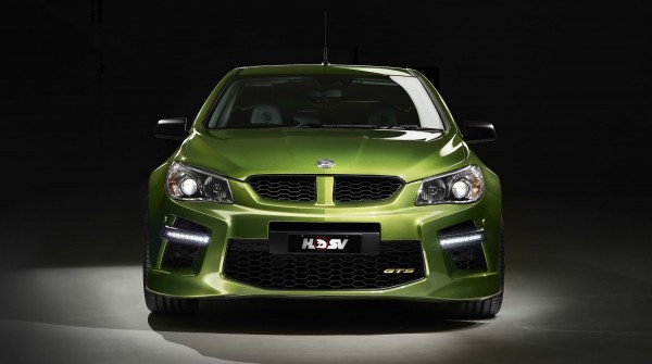 Meet the world's fastest ute- the HSV GTS Maloo (1)