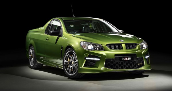 Meet the world's fastest ute- the HSV GTS Maloo (2)