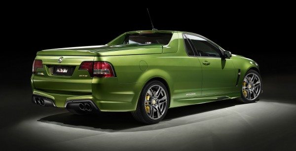 Meet the world's fastest ute- the HSV GTS Maloo (6)
