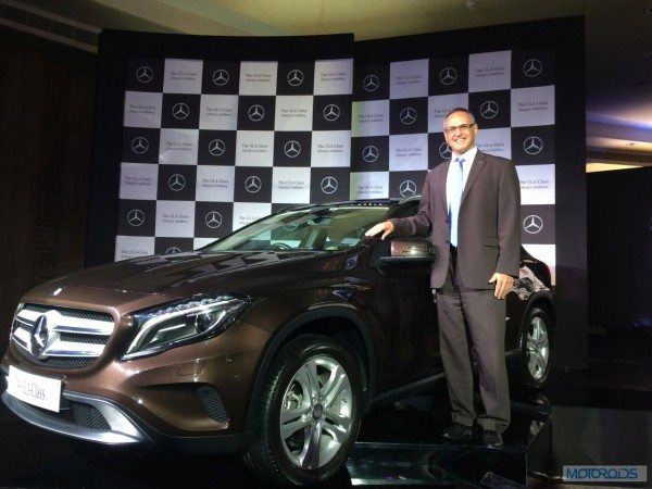 Merc GLA launch (2)