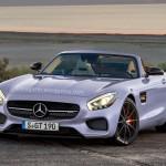 Mercedes-Benz AMG GT Roadster gets rendered