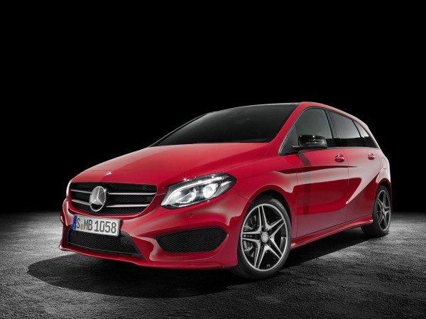 Mercedes-Benz B-Class facelift unveiled (24)