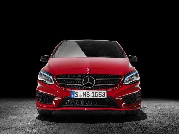 Mercedes-Benz B-Class facelift unveiled (25)