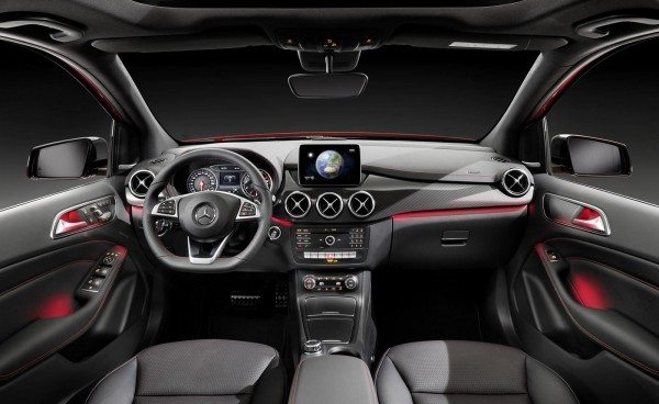 Mercedes-Benz B-Class facelift unveiled (27)