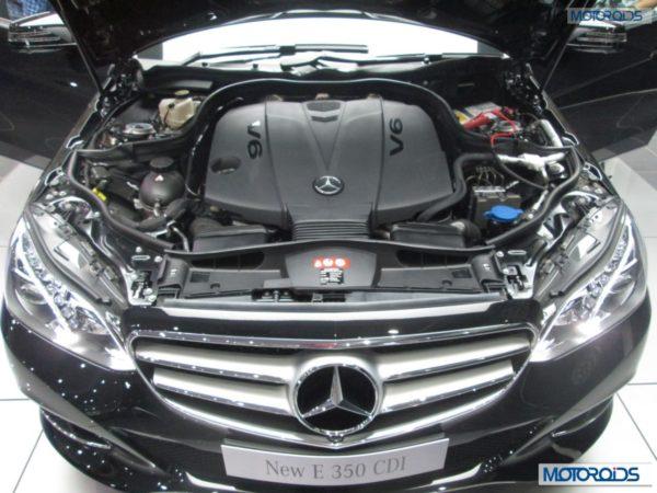 Mercedes-Benz E350 CDI india launch (12)