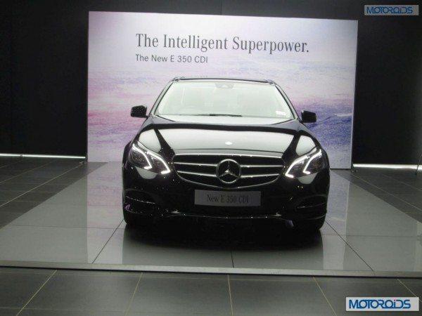 Mercedes-Benz E350 CDI india launch (5)