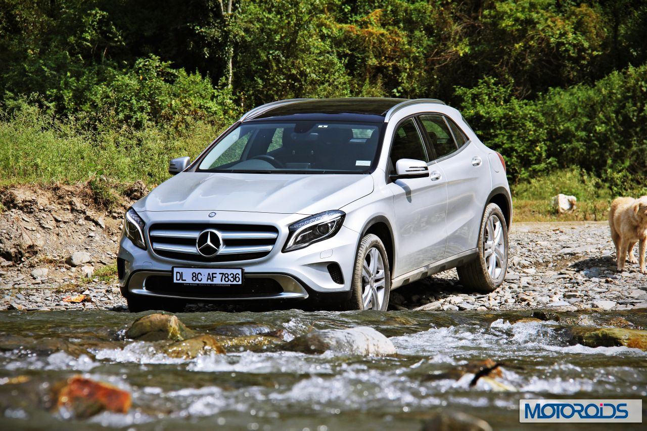 Mercedes benz india hikes prices of its entire model range for Mercedes benz gla india