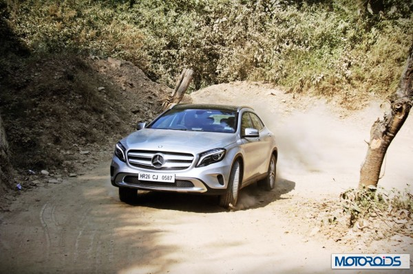 Mercedes GLA India off-road (20)