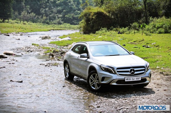 Mercedes GLA India off-road (7)