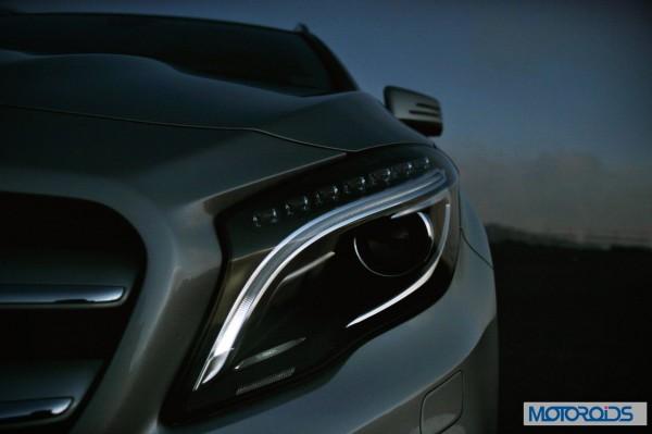 Mercedes GLA class headlamp (9)