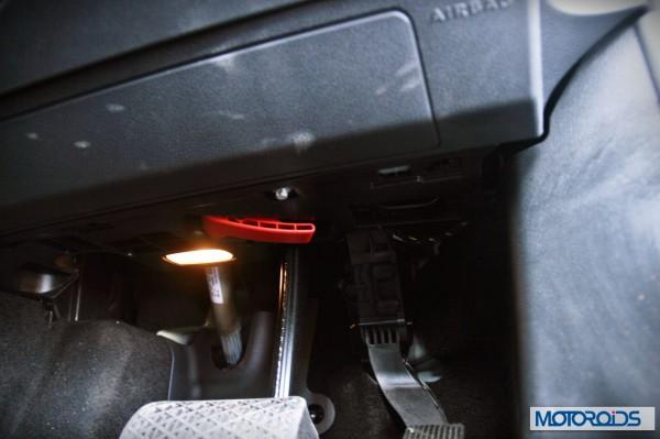 Mercedes GLA class interior (19)