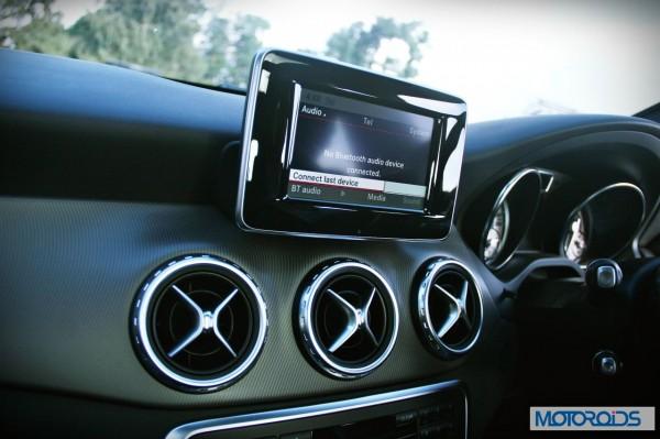 Mercedes GLA class interior (26)