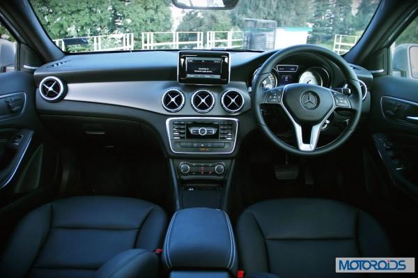 Mercedes GLA class interior (33)