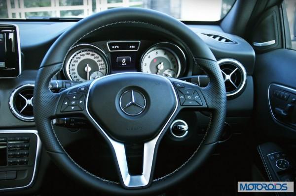Mercedes GLA class interior (34)