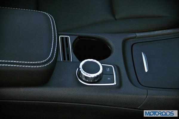 Mercedes GLA class interior (43)