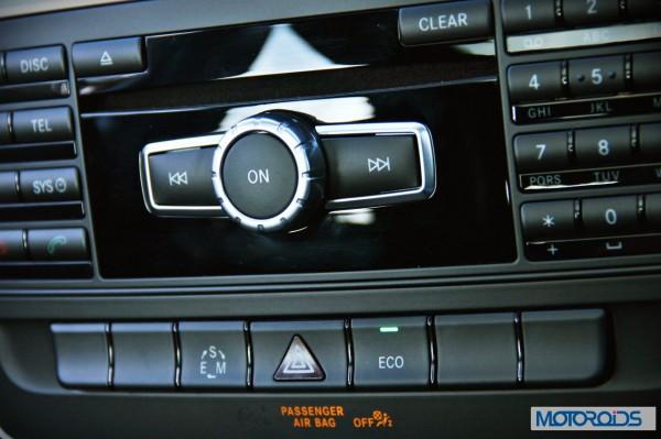 Mercedes GLA class interior (47)