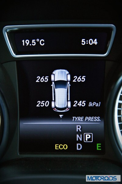 Mercedes GLA class interior (50)