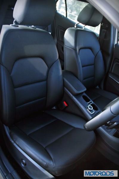Mercedes GLA class interior (51)