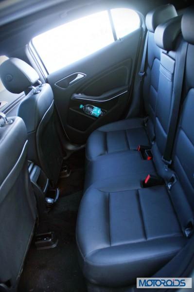 Mercedes GLA class interior (53)