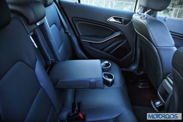Mercedes GLA class interior (54)