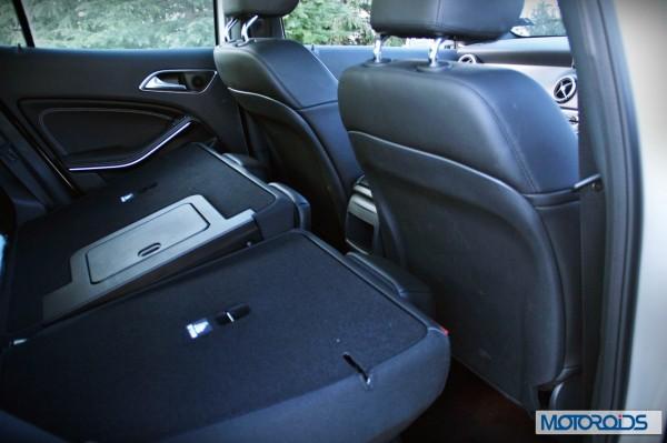 Mercedes GLA class interior (55)