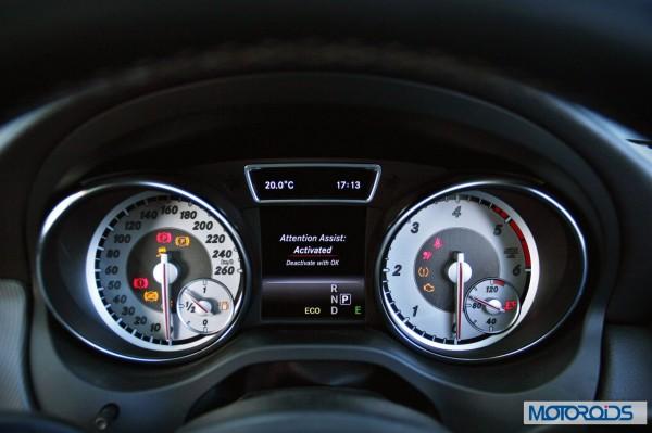 Mercedes GLA class interior (56)
