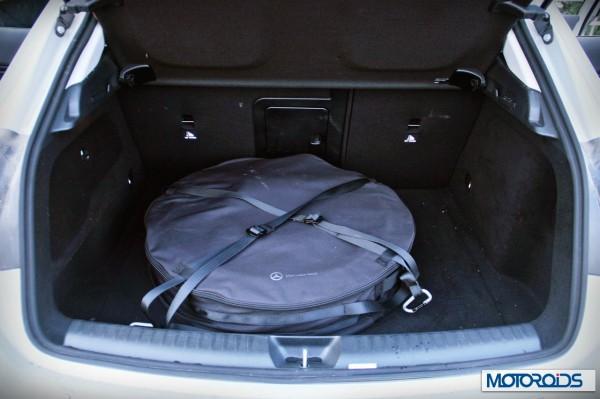 Mercedes GLA class interior (57)