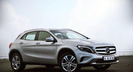 Mercedes GLA class side (3)