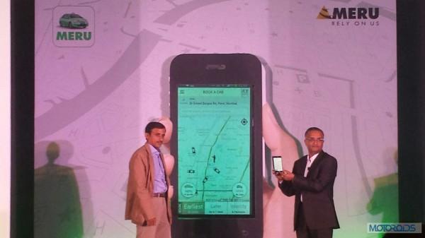 Meru Cabs App (1)