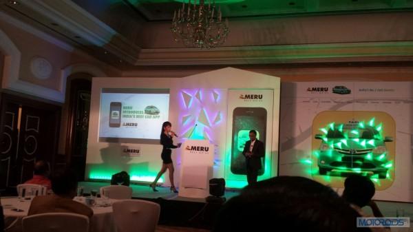 Meru Cabs App (2)