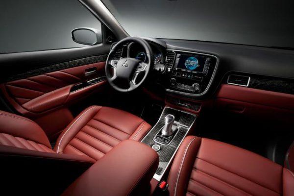 Mitsubishi Outlander PHEV Concept-S (1)