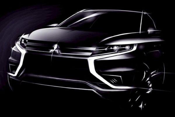 Mitsubishi Outlander PHEV Concept-S (2)