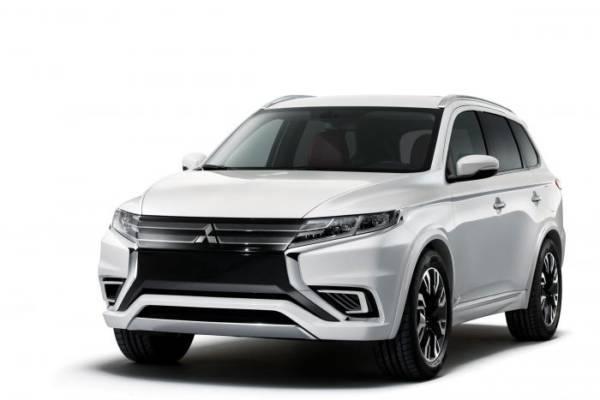 Mitsubishi Outlander PHEV Concept-S (4)