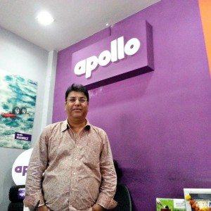 Mr Sandeep Dhawan Apollo