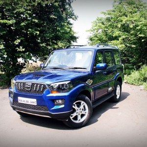 1.99 Litre Mahindra Scorpio with Intelli-Hybrid Technology launched in Delhi & NCR : Details, Images and Prices