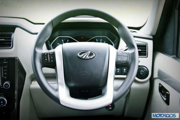 New 2014 Mahindra Scorpio interiors (24)